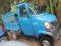 Mahidra - GIO 2WD RHD BS-III load carrier vehicle Excellent Condition for SALE!