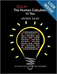 Turn on The Human Calculator in You Answer Guide