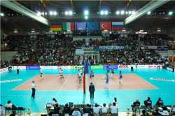 High Quality Volleyball Flooring