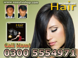 Hair building fiber oil in lasbela call 0300-5554971