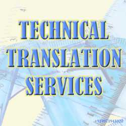 Certified Technical Translation | Technical Translation Services in California