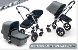 Brand new Bugaboo Cameleon 3rd Avenue Limited Edition Stroller.
