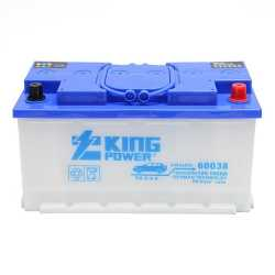 12v Direct Factory Sale Korean Design Dry Charged Car Battery