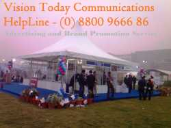 local cable tv market/ railway stations/ hospitals/ retail/ road show promotion activities