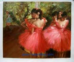 Hand Painted Oil Painting Reproduction & Oil Portrait