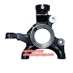 Steering Knuckle for Toyota Hilux Vigo KUN26 GGN25 4x2 43211-0K070 43211-0K010