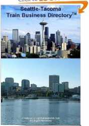 Seattle Tacoma Train Business Directory Travel Guide