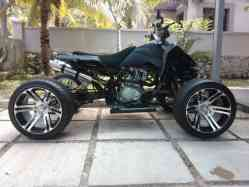 250cc ATV Quad Bike ( Road Legal ) 2012 Year