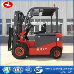 Electric Counterbalanced Forklift Trucks