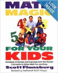 Math Magic for Your Kids: Hundreds of Games and Exercises