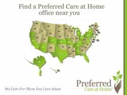 Preferred Care At Home of South Nashville, Rutherford, Wilson and Williamson