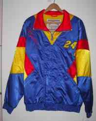 Jeff Gordon Satin Racing Jacket