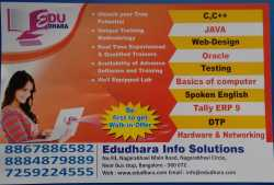 : Best Chance to Learn by Joining Course With Edudhara Info Solut