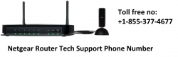 Netgear Router Tech Support Phone Number +1-855-377-4677