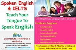 English Language & IELTS Training