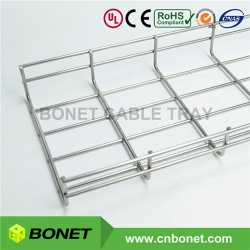 Medium Frequency Welded Stainless Steel 304 Wire Basket Tray