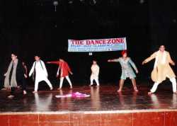 Dance School in Paschim Vihar