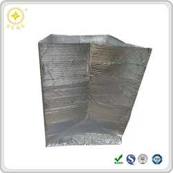 Moisture Barrier Foam Foil Thermal Insulation Wrap For Thermal Insulated Pallet Cover