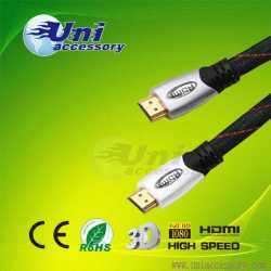 HDMI 19P PLUG TO HDMI 19 PIN PLUG 30AWG