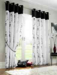 sale offer of curtain fabric