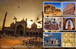 Gateway to Heritage, Ultimate India Tour