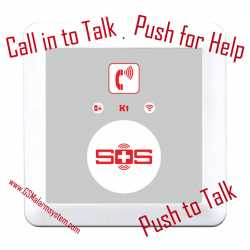 GSM Emergency call system GSM SOS Call