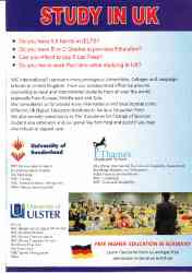 study in UK and Canada