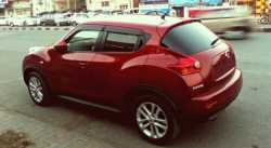 Nissan Juke 2010 model fresh import 2012
