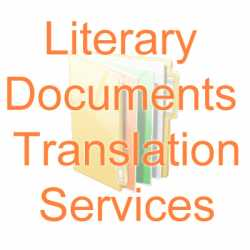 Certified Literary Documents Translation Services in California