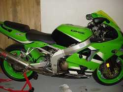 2009 kawasaki ninja ZX-6R bike for sale