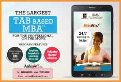 TAB BASED MBA WITH PRELOADED CONTENTS – Aabasoft Education