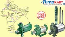 CRI Submersible Agriculture Pumps Dealers in India