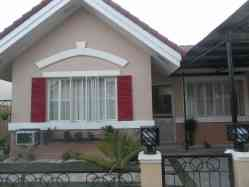Fully furnished house @15k