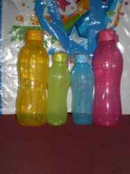 Eco family bottle -save our world