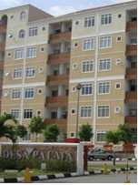 Desa Palma Block F to Let