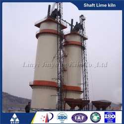 Industrial Kiln For 10-100 Tons For Lime Production Line With Oil And Gas Burning