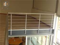 Stainless Steel Side Mounted Vertical Rod Balustrade