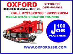 crane training & mobile crane training-mumbai-delhi,call 09939979204