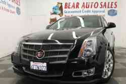 2009 Cadillac Cts Base 3.6l v6 6-speed automatic w/direct injection
