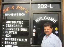 Joe & Sons Transmission and Auto Repair