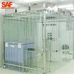 Softwall Clean Booth for Cleanrooms