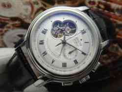 Zenith lnib el primero open chronomaster power reserve men watch like new in box full set
