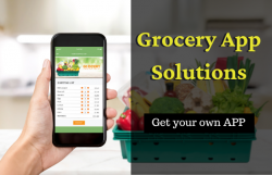 On Demand Grocery Mobile Apps & Website