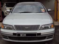 *RM17500* NISSAN CEFIRO 2.0L V6 (A) 1997- PRICE IS NEGOTIATE FOR SERIOUS BUYER.