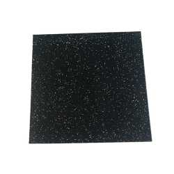 Heavy Duty Rubber Flooring Tiles