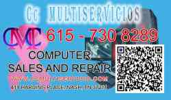 Computer- Repair, Sales, Installation, Cleaning...