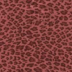 Leopard Rose Cotton Special Buy Home Fabrics