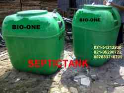Septictank fibreglass bio-one