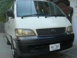 Toyota hiace kzh-110 1997 for sale in lahore