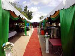 canopy rental and event services
